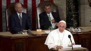 PopeFrancisCongress