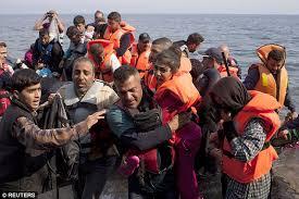 syrianrefugeeboats