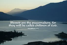 blessedarepeacemakers